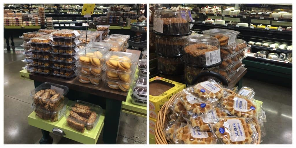 Ultra-processed baked goods
