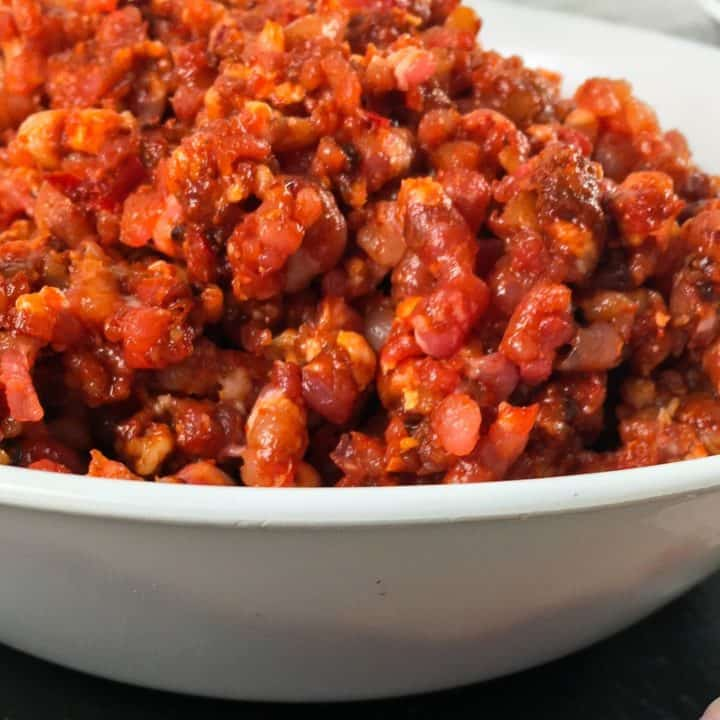 Chorizo recipe featured image