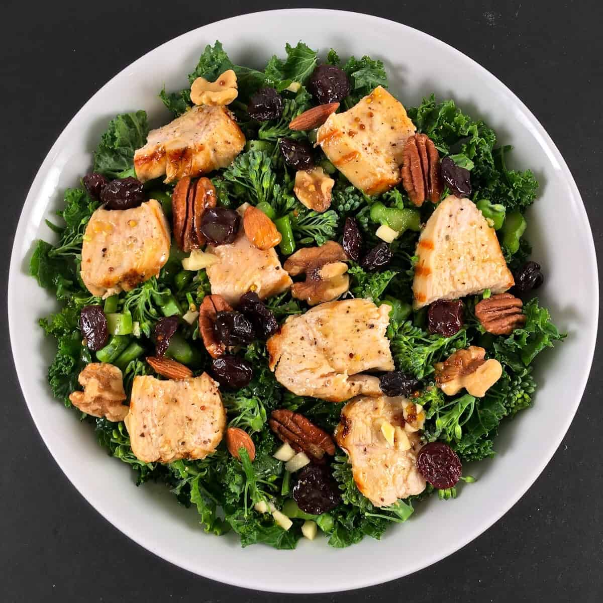 chick fil a superfood salad copycat