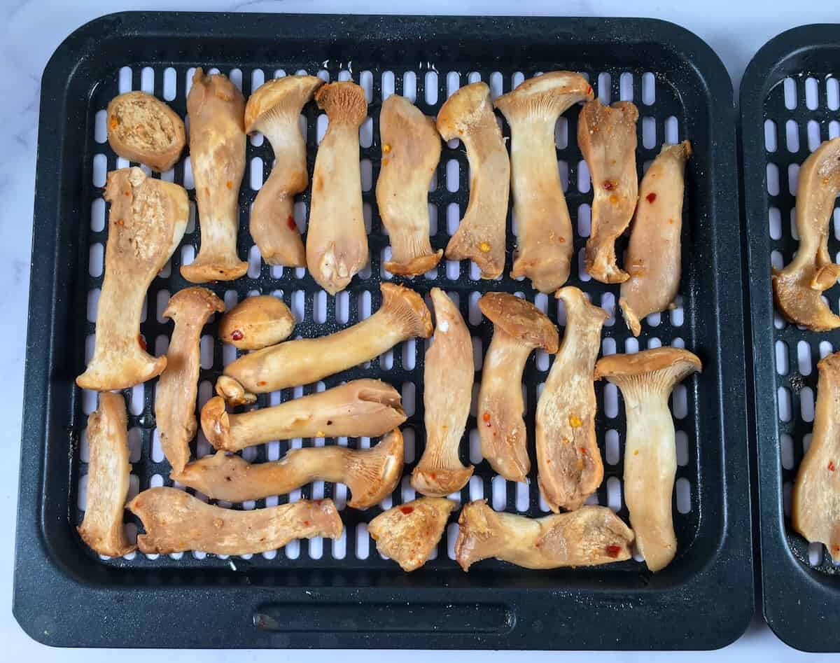 how to make air fryer jerky