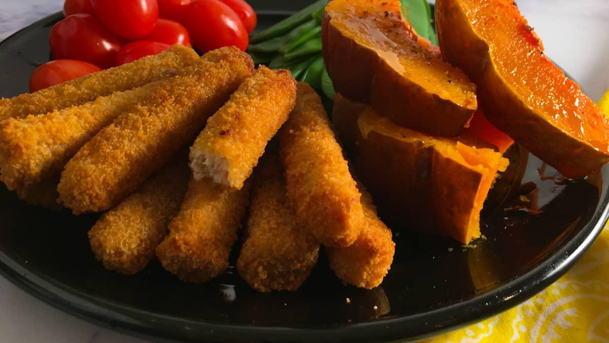 air fryer frozen chicken tenders
