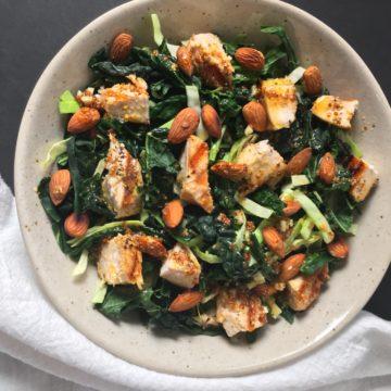 chick fil a kale crunch salad