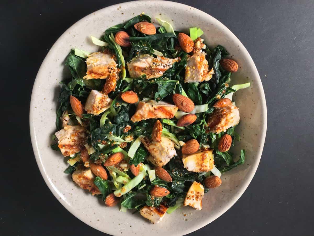 chick fil a kale salad recipe