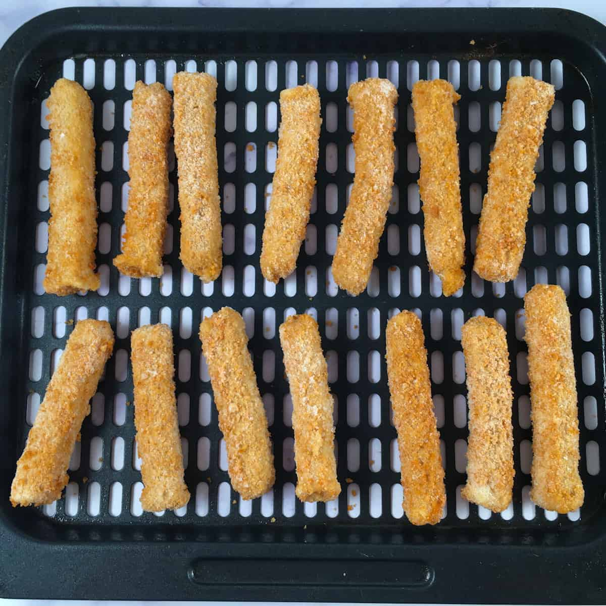frozen chicken tenders air fryer tray