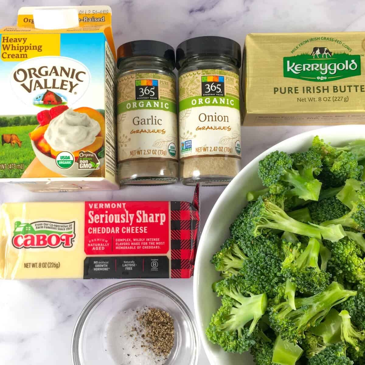 ingredients keto cheese sauce