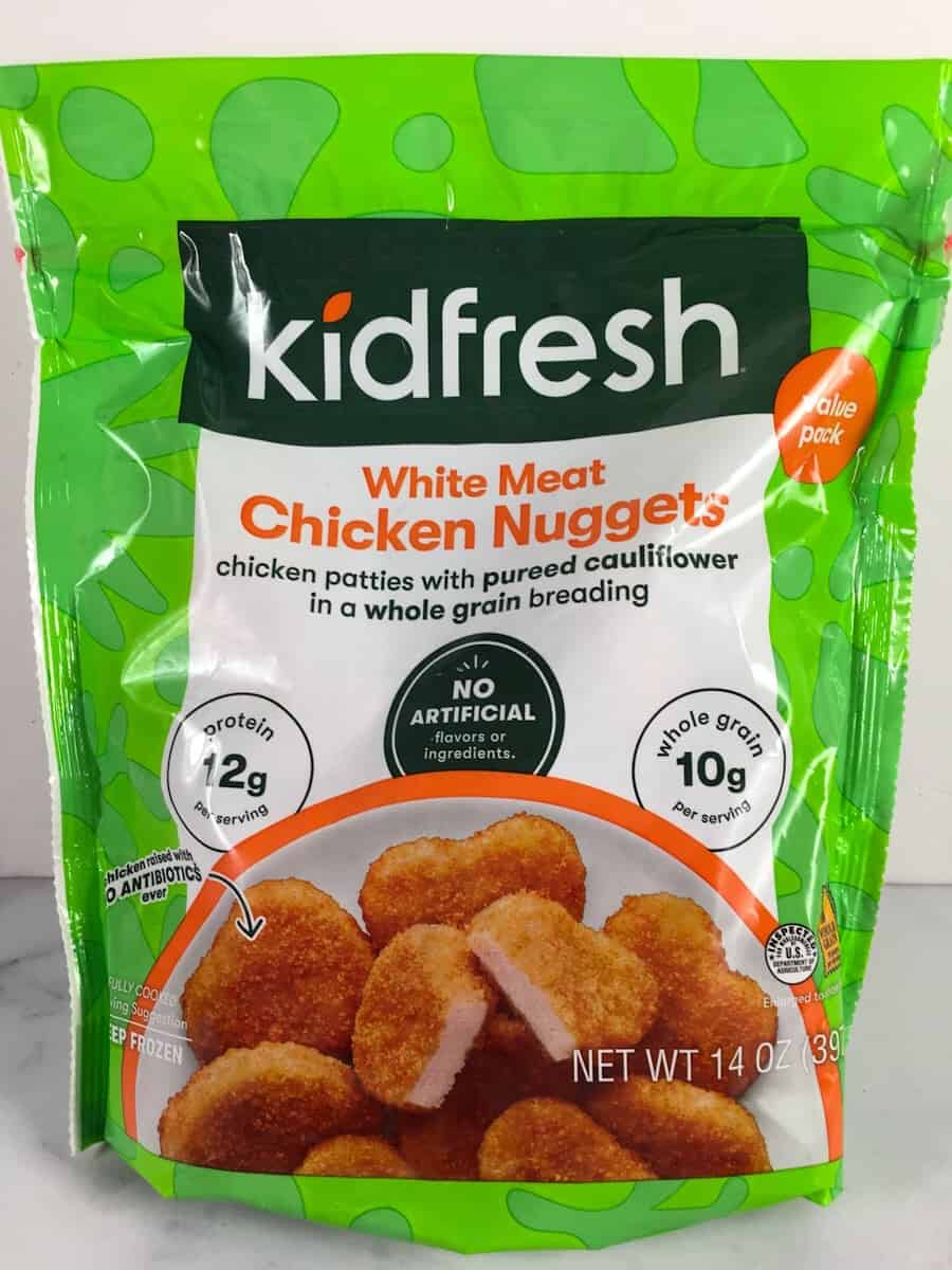 kidfresh chicken nuggets