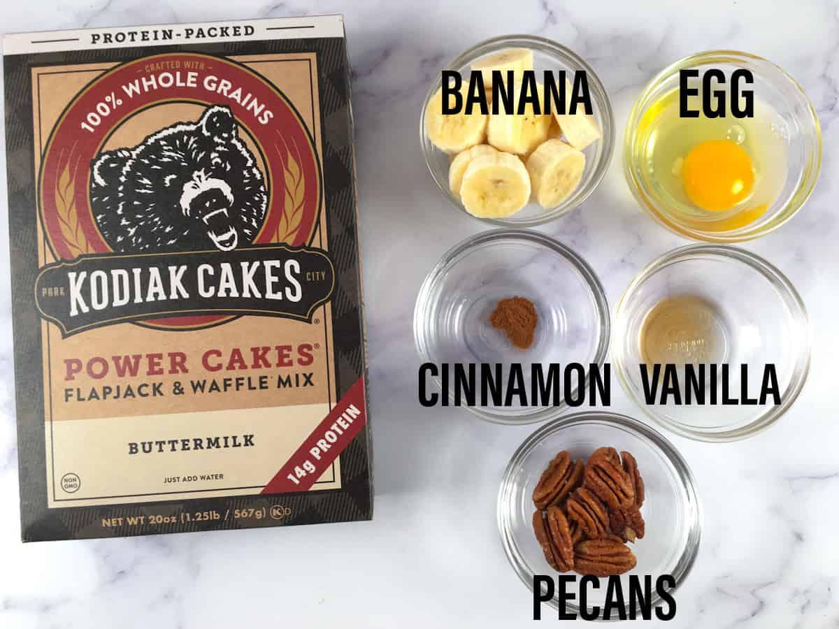 kodiak banana bread ingredients
