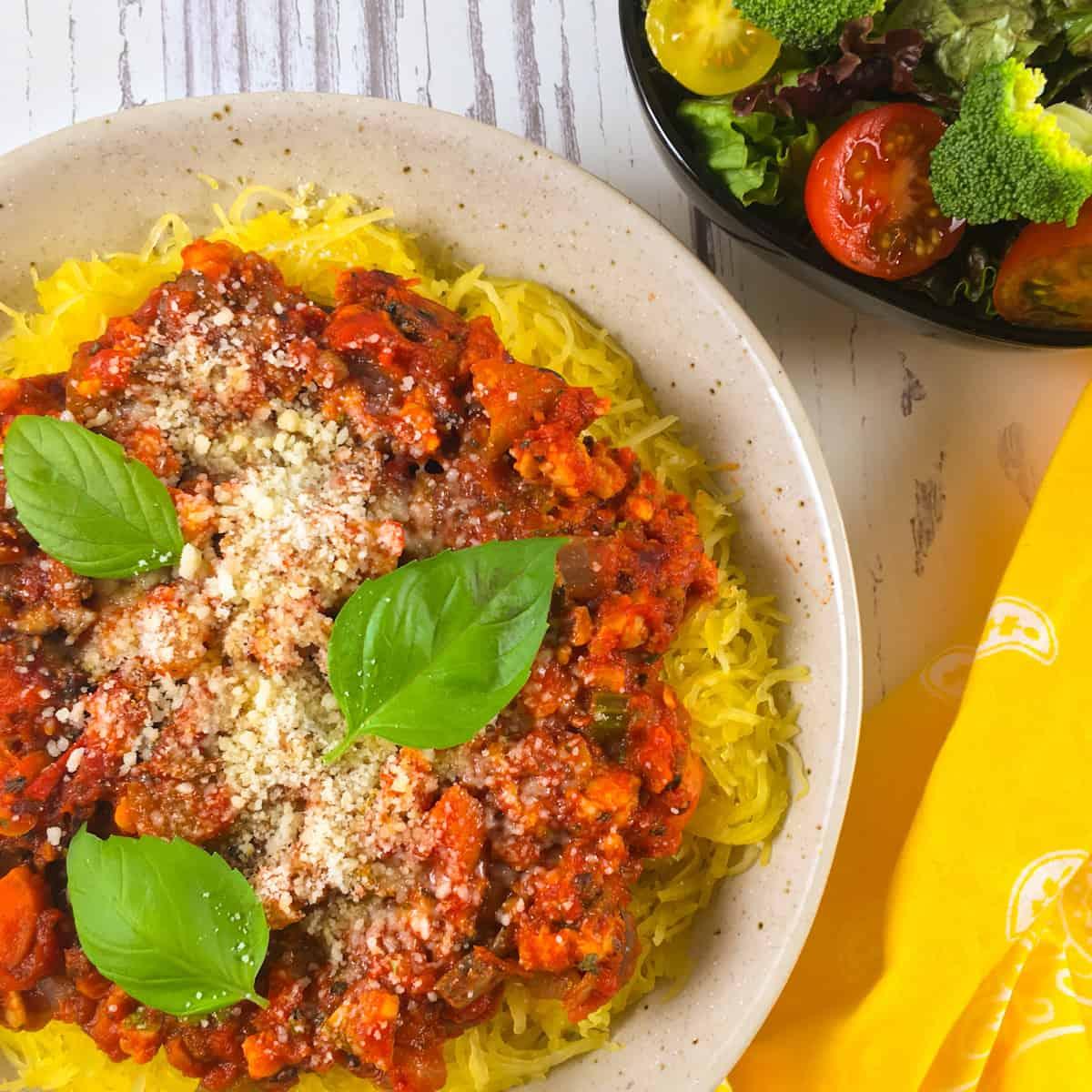recipe for tempeh bolognese