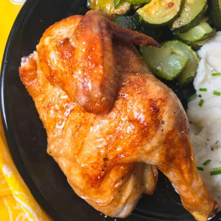 air fryer cornish hen recipe