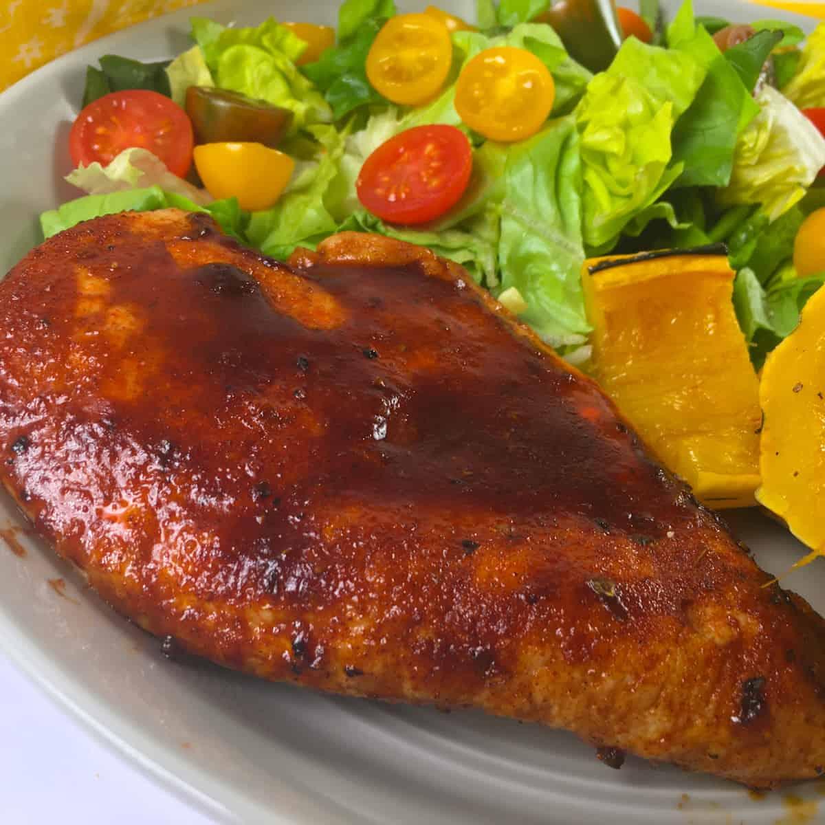 barbeque chicken recipe