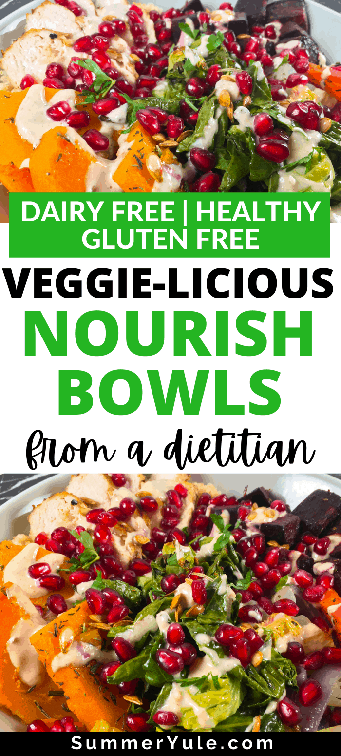 how to make nourish bowls