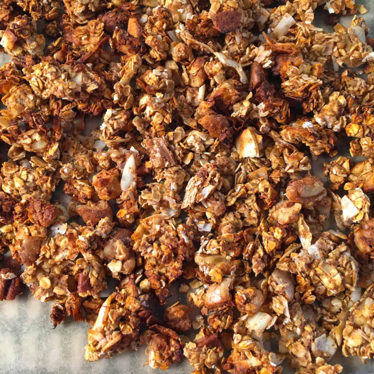 air fried granola