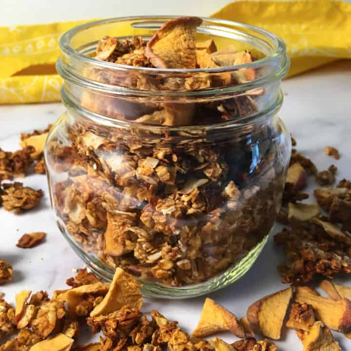 air fryer granola