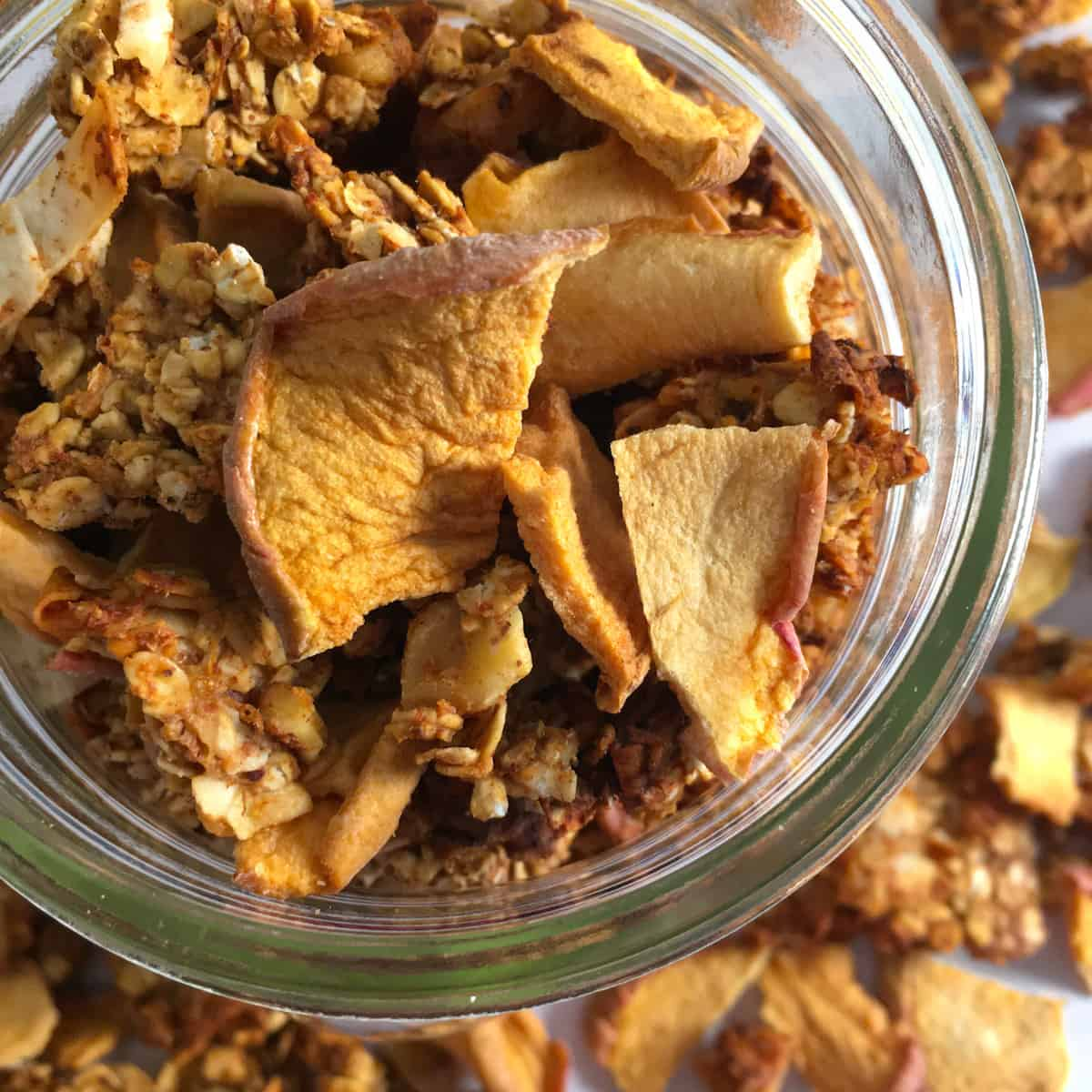 air fryer granola recipe