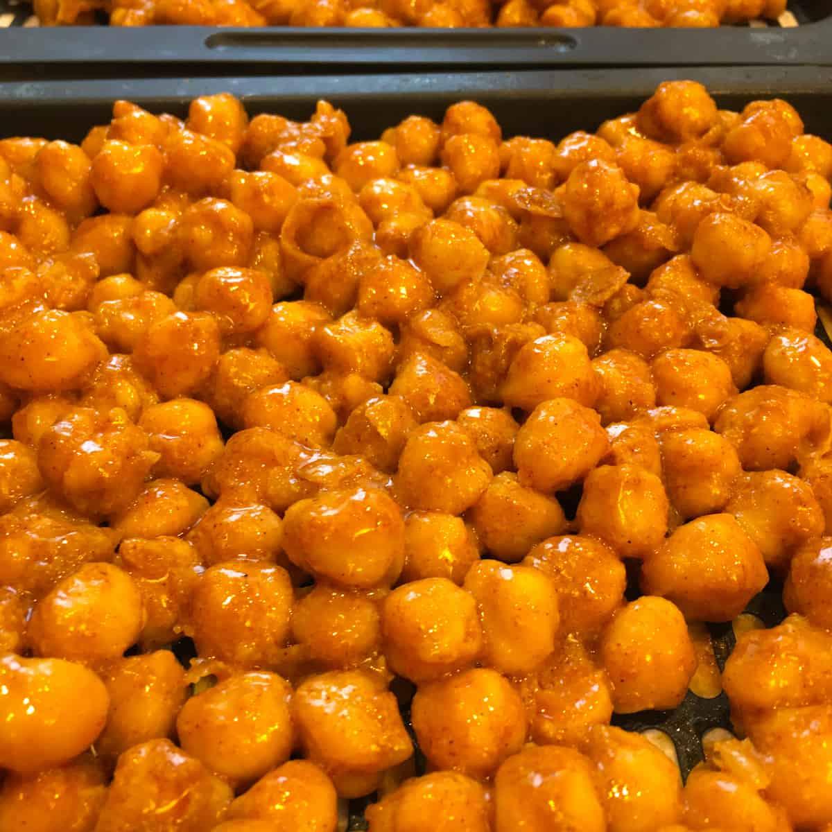 garbanzo beans air fryer