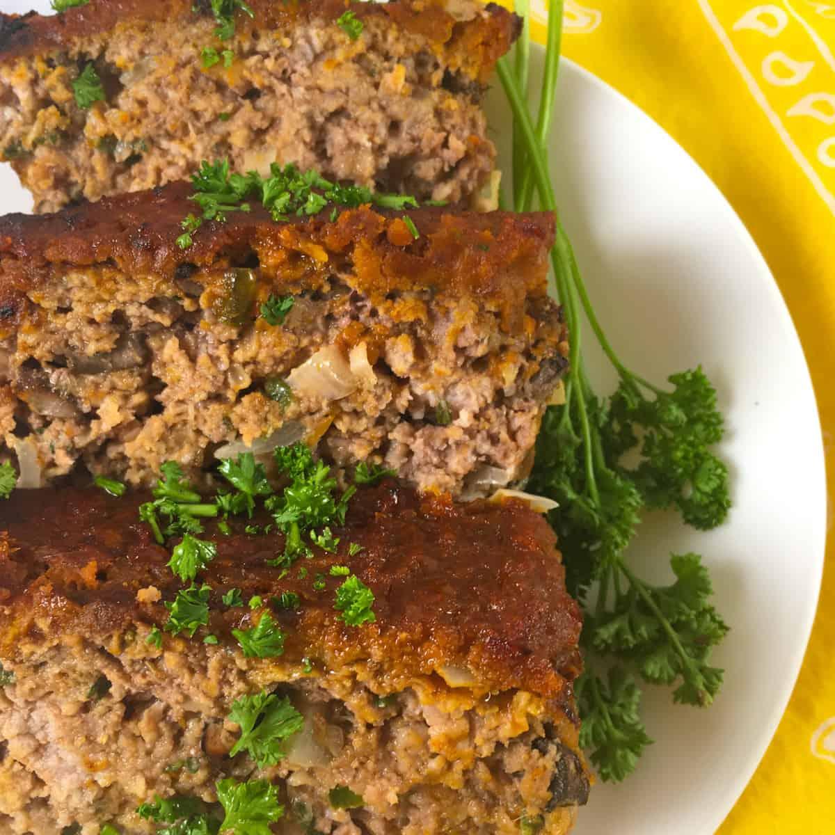 meatloaf air fryer