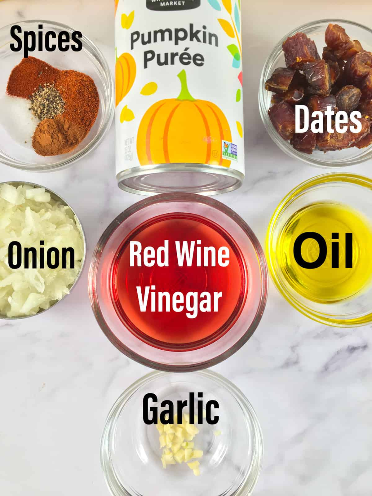 pumpkin bbq sauce ingredients