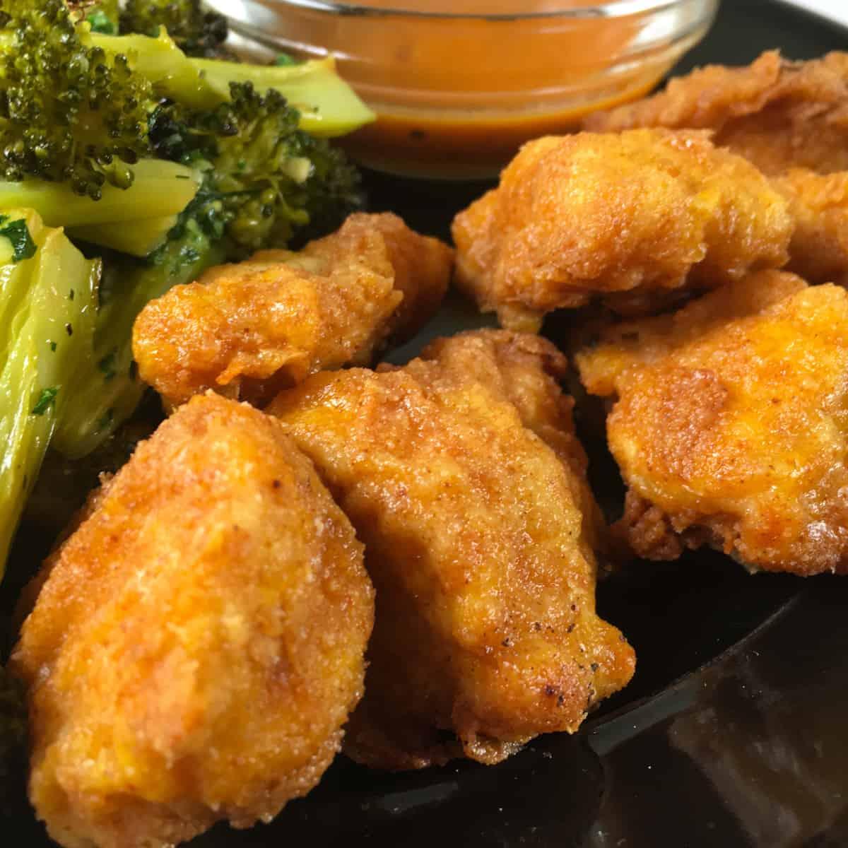 chicken bites meal