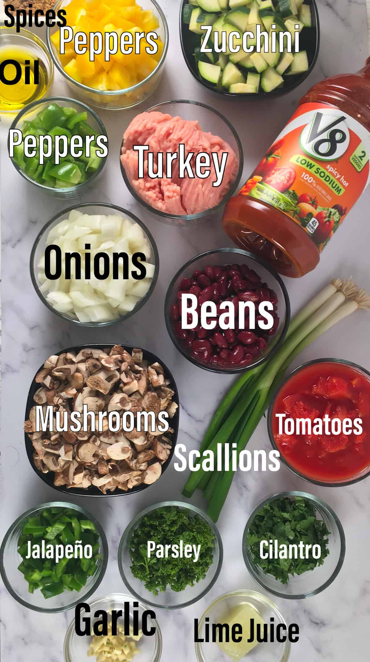fat flush soup ingredients