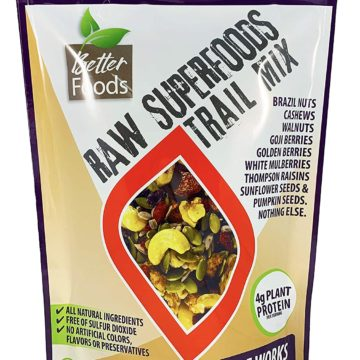 superfoods trail mix