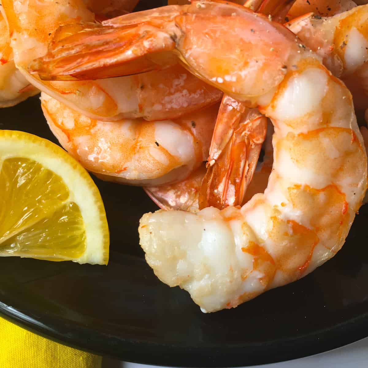 air fried shrimp