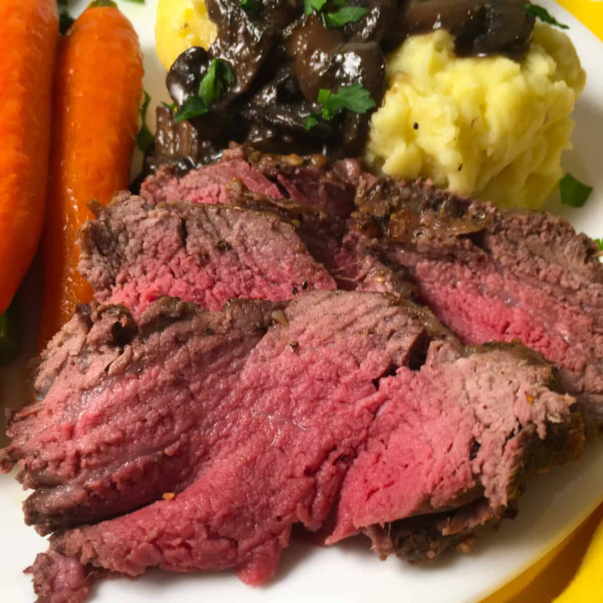 air fryer beef tenderloin roast