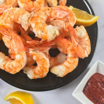 frozen shrimp air fryer recipe