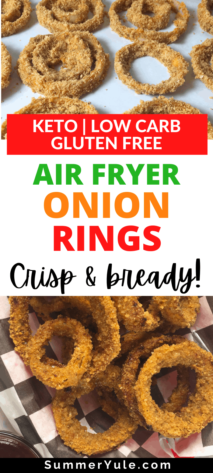 how to make onion rings in air fryer