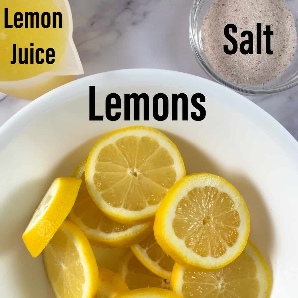 meyer lemons lemon juice salt