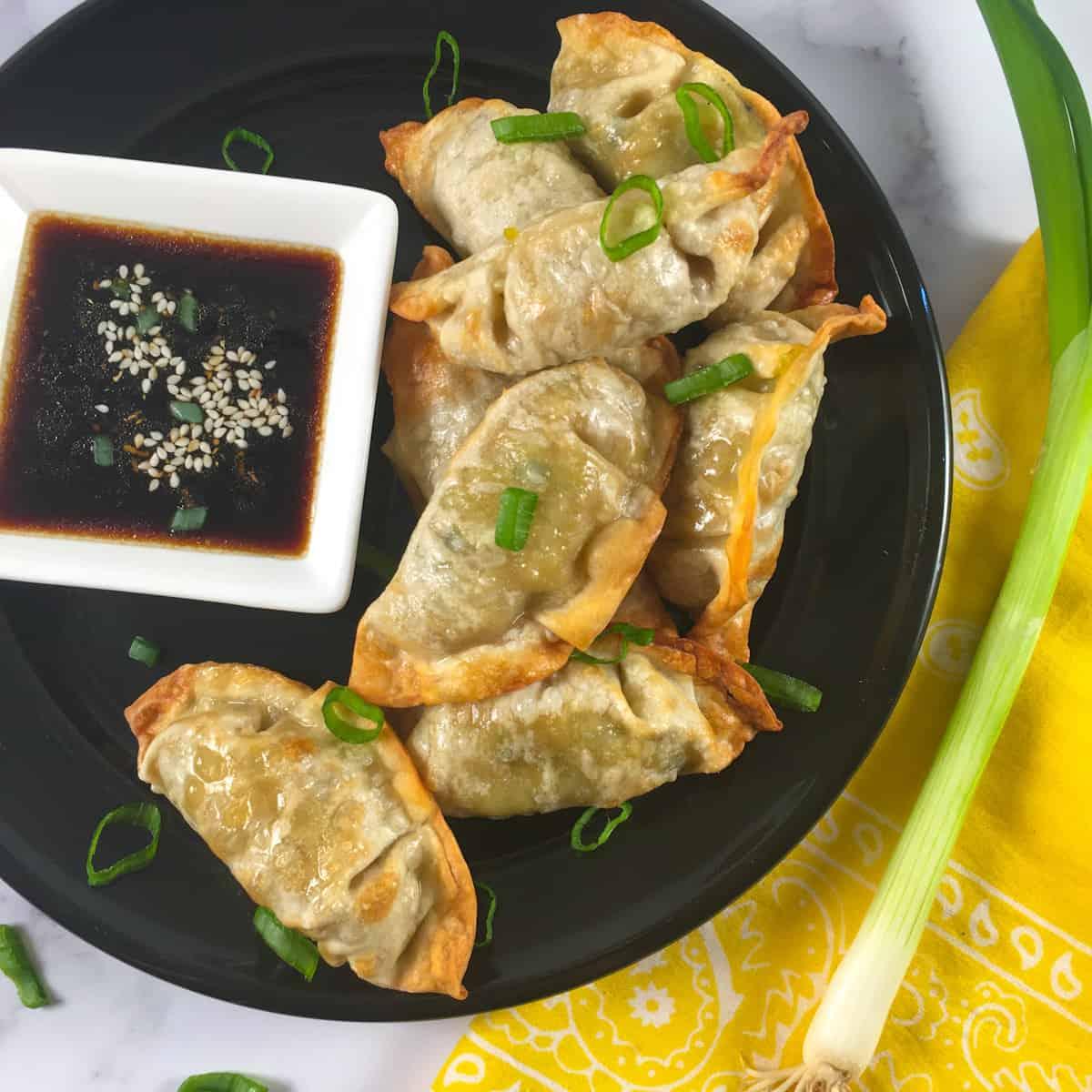 potstickers air fryer recipe