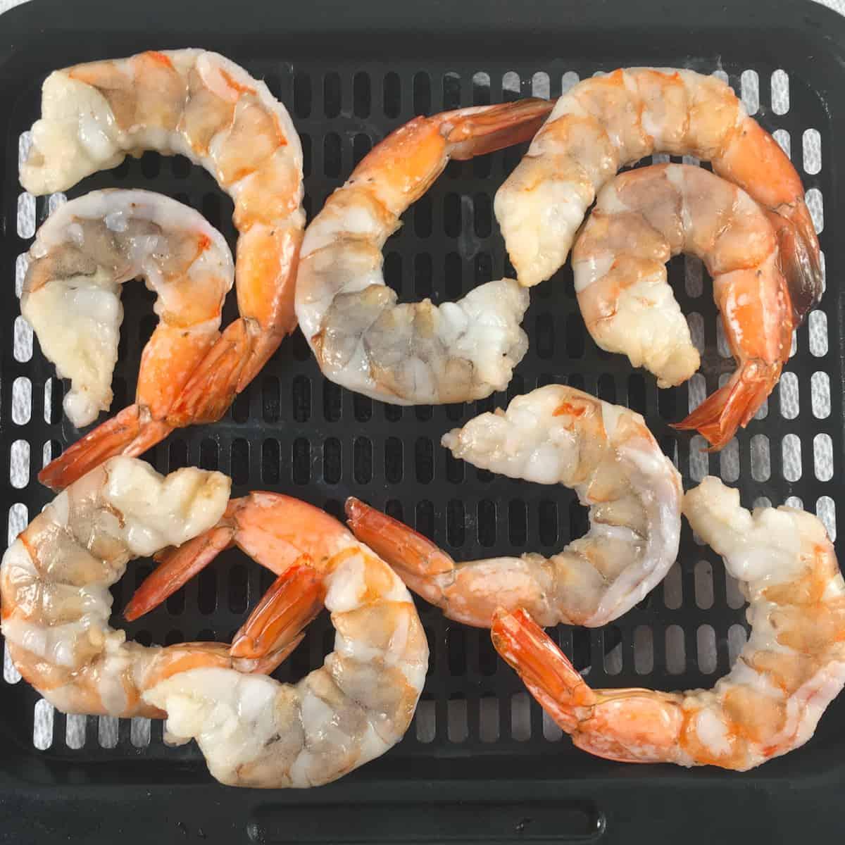 shrimp in air fryer