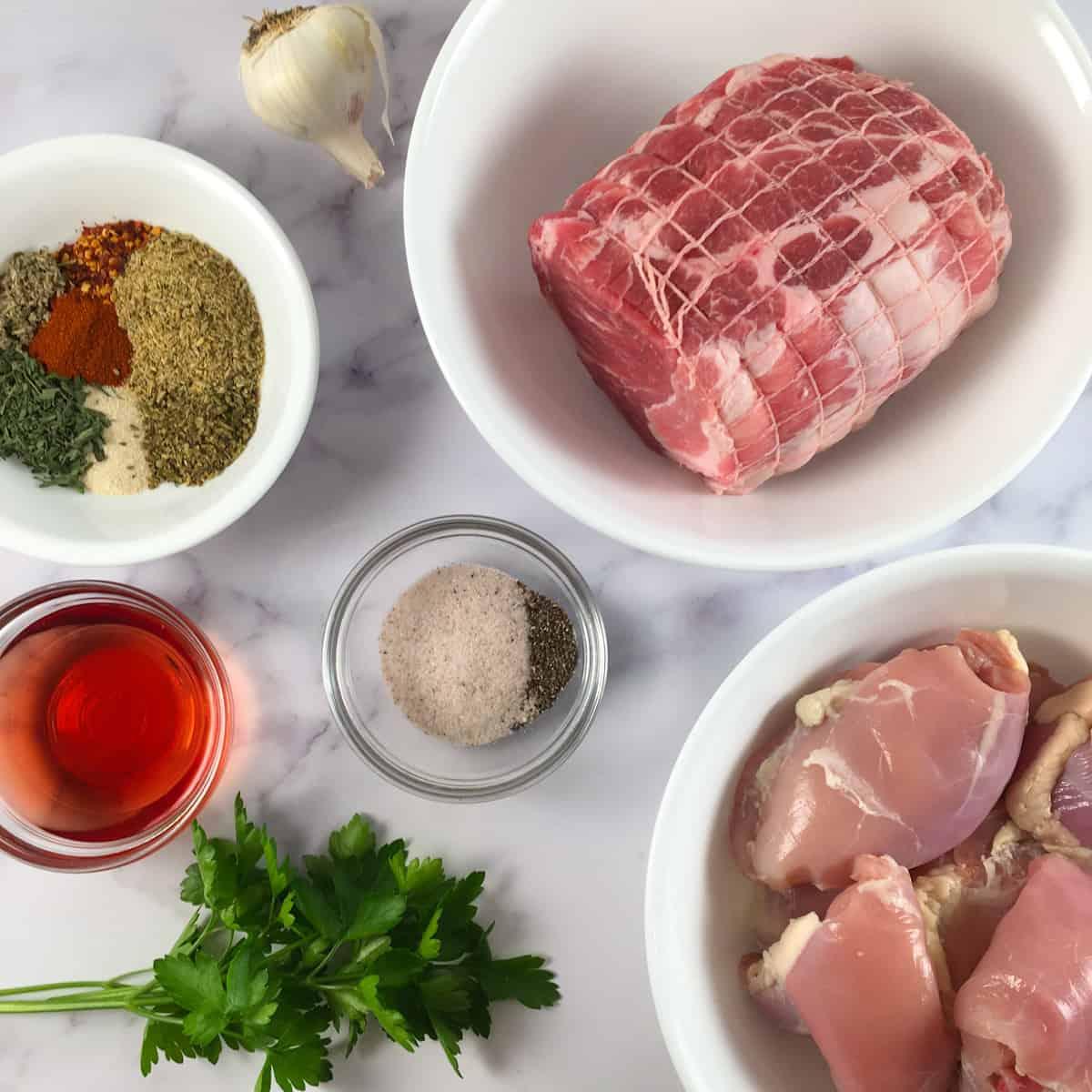 italian fennel sausage ingredients