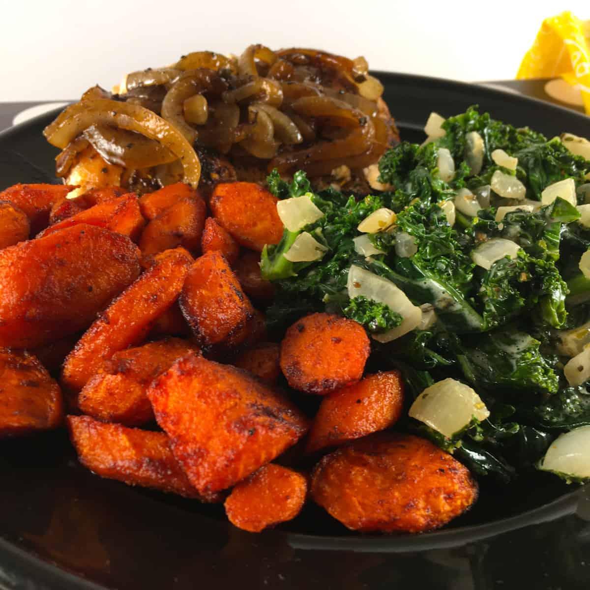 Hello Fresh Paprika carrots