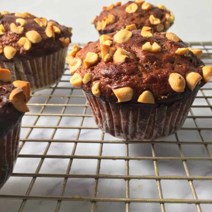 banana protein muffin recipe