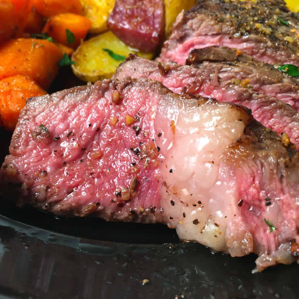 fatty steak