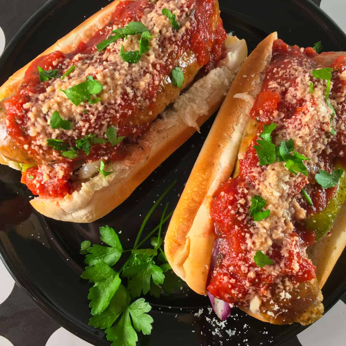 peppers sausage air fryer