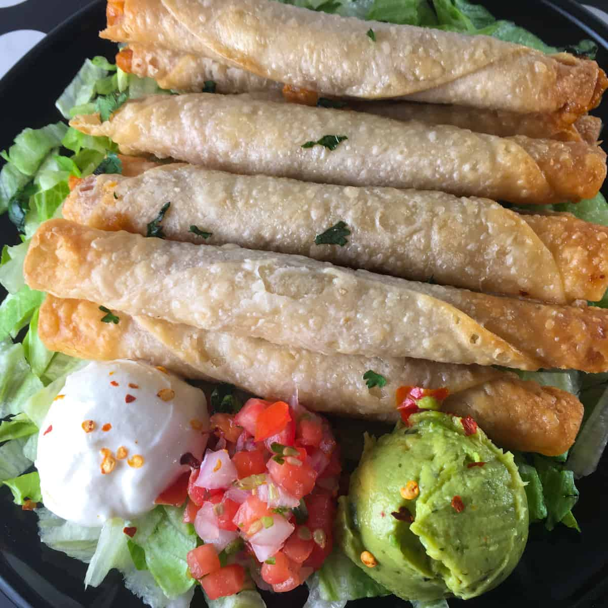 taquitos from the store
