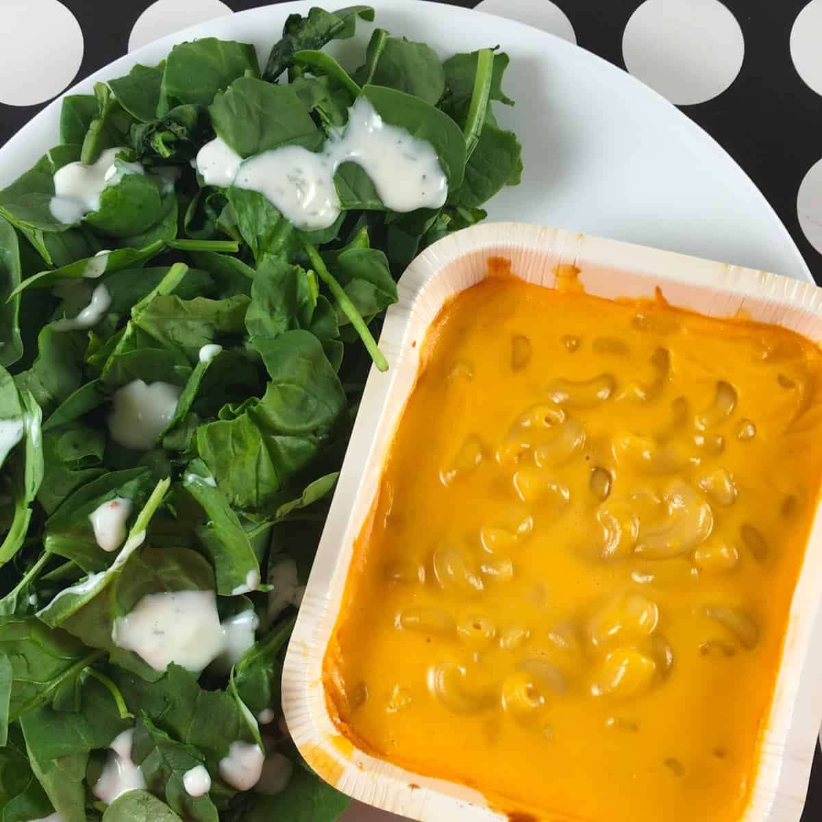 air fryer frozen mac and cheese