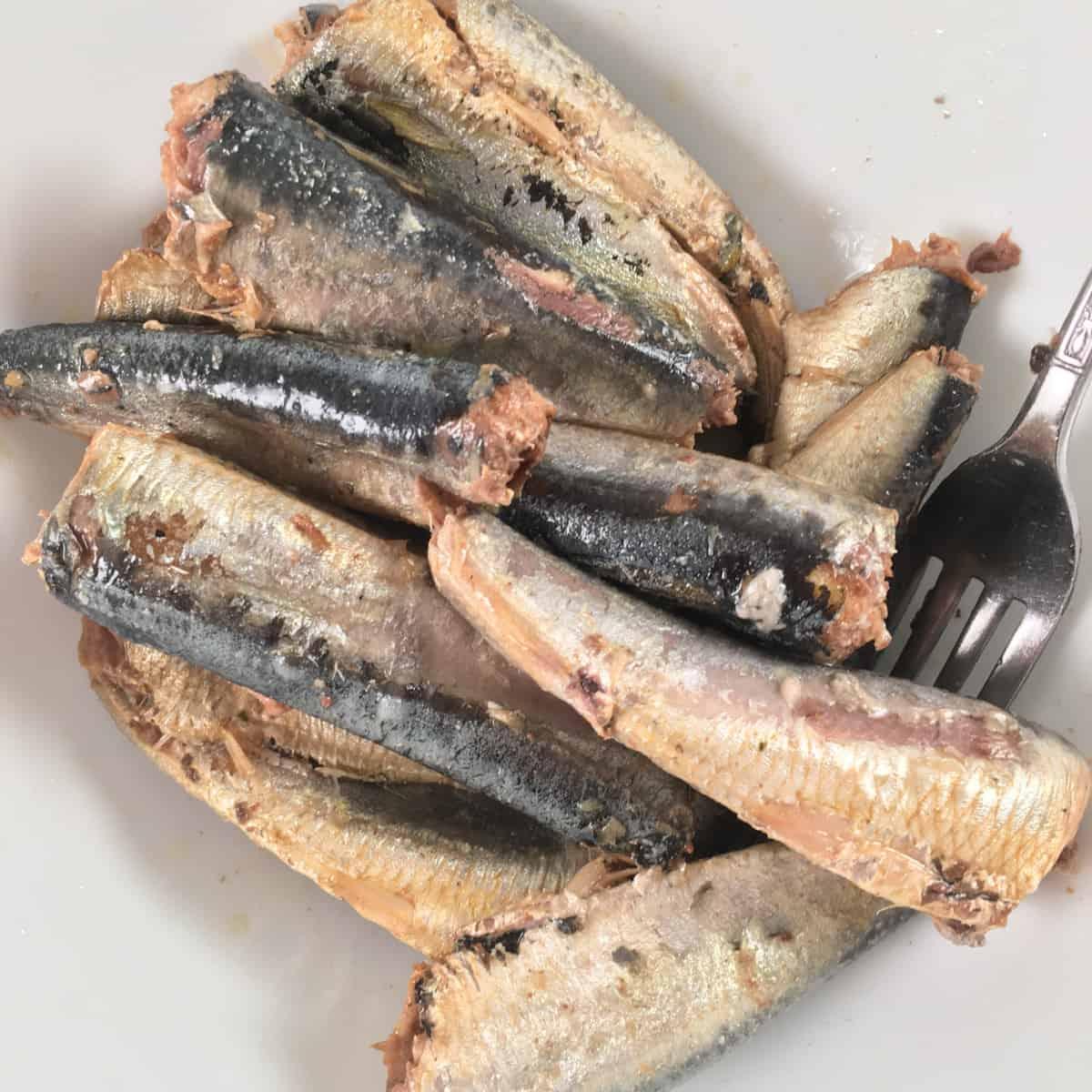 bone in sardines