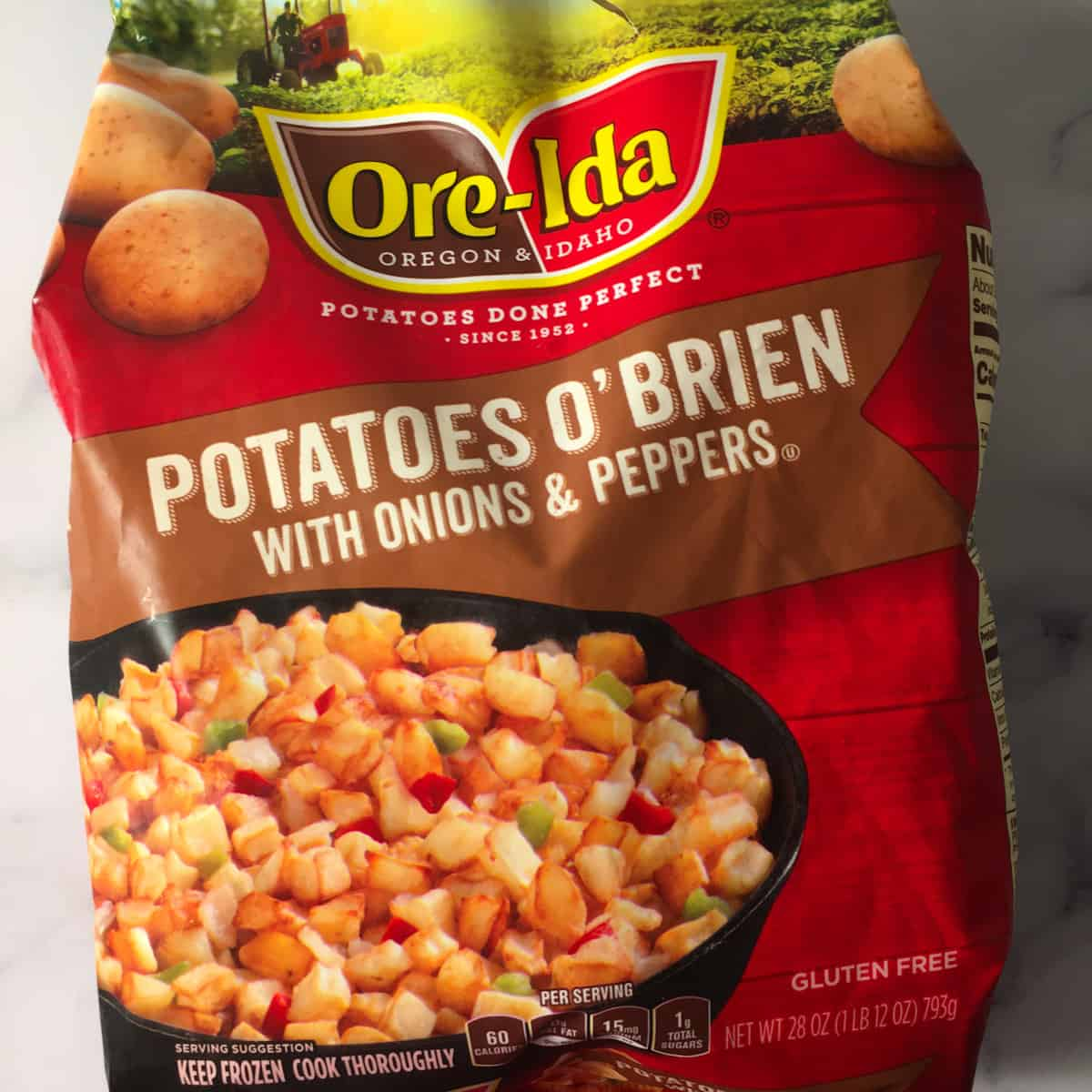 ore ida potatoes o brien