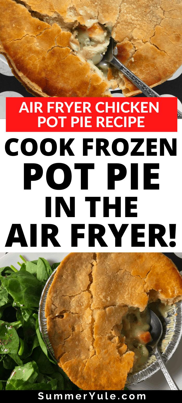 potpie airfryer