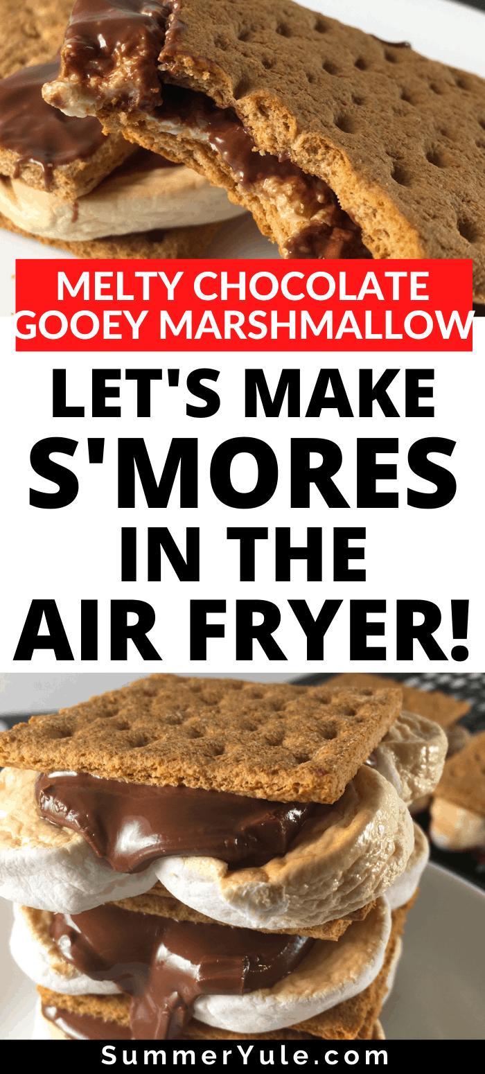 smores airfryer