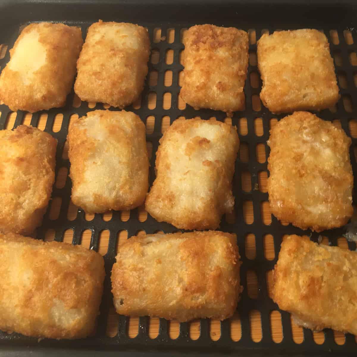 trader joes fish nuggets air fryer