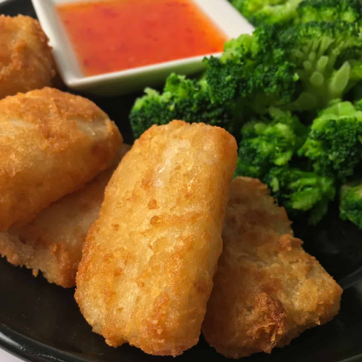 trader joes fish nuggets in air fryer