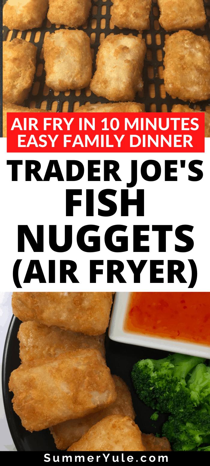 trader joes fish nuggets