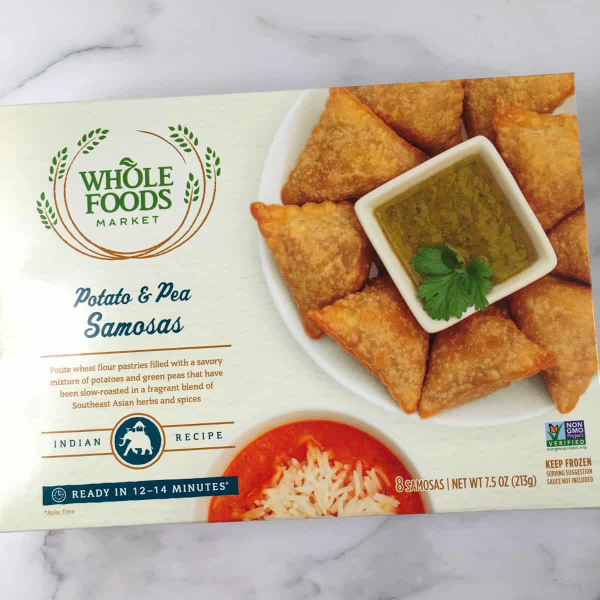 whole foods market samosas