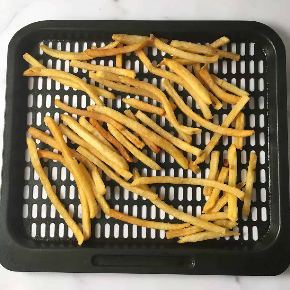 air fry leftover mcdonalds fries