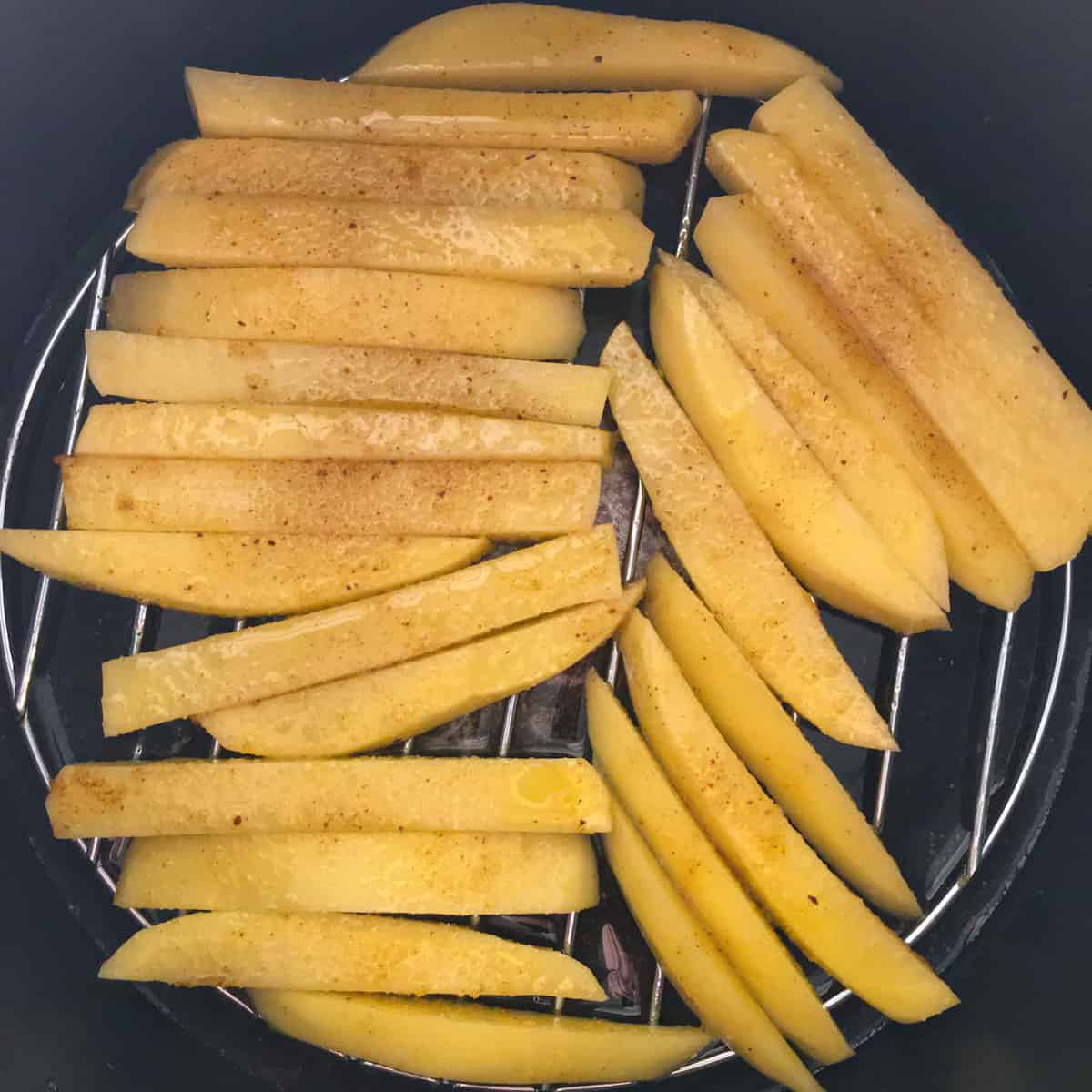 french fries in instant pot