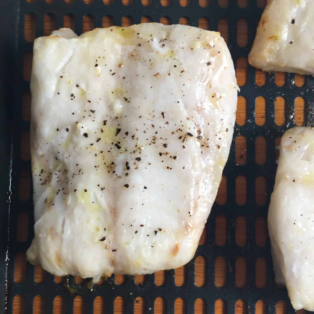 frozen cod in air fryer