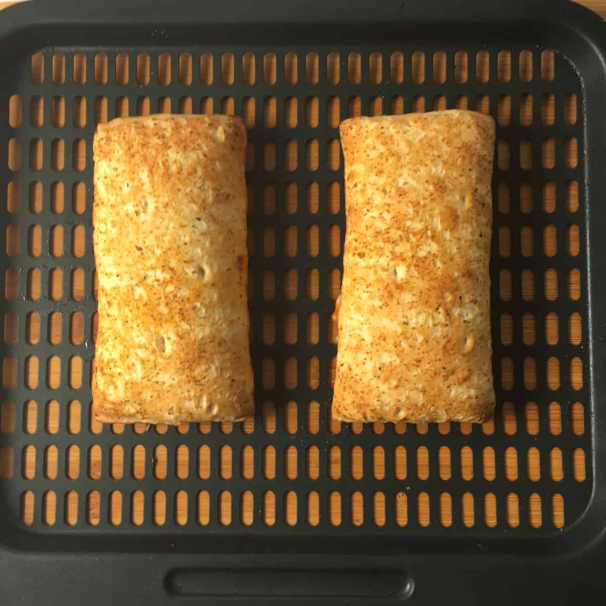 hot pockets air fryer